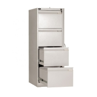 Buy cheap Home Library Key Lock Electrostatic 0.6mm Steel Filing Cabinet from wholesalers