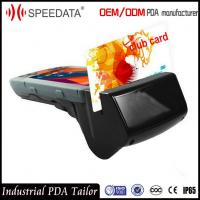 Buy cheap IP65 Outdoor Dustproof Handheld Terminal PDA Scanner Android Smart MSR Card product