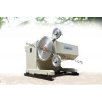 Buy cheap granite diamond wire saw machine for sale quarry stone cutting machine for cutting stones 45kw from wholesalers