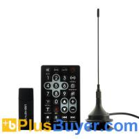 Buy cheap ISDB-T Full Seg HDTV USB Dongle for Computers - Remote Control & Powerful Antenna from wholesalers
