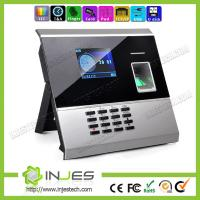 Buy cheap TCP / IP USB Fingerprint Time Attendance Unit with Free Software 2.8inch TFT Color Display from wholesalers