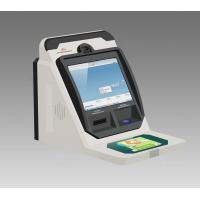 Buy cheap UPS Windows XP Touch Screen Self Service Banking Tabletop Kiosk For Finance from wholesalers