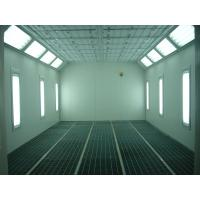 Buy cheap spray painting booth,paint booth design from wholesalers