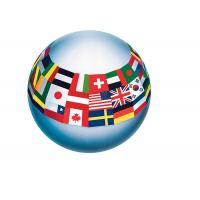 Buy cheap PVC Custom Inflatable Full Printed Bouncy Beach Toy Balls For Kids product