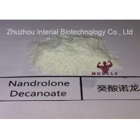 Buy cheap Nandrolone Decanoate Steroid  Deca-durabolin/ Durabolin 98% CAS 360-70-3 Raw Powder For Gain Muscle from wholesalers