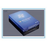 Buy cheap Professional Microsoft Update Windows 7 32 bit 64 Bit Retail Free Upgrade To Win 10 Pro English from wholesalers