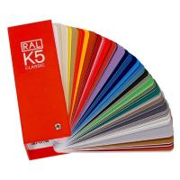 Buy cheap German Ral k5 color cards for fabric from wholesalers