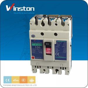 China OEM Electric Generator Circuit Breaker NF 100A CW 3P Circuit Breaker MCCB on sale