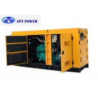 Buy cheap 60Hz 120kW Prime Cummins Diesel Generator with Weather - Proof  Enclosed from Wholesalers