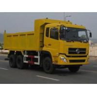 Buy cheap Dongfeng Second Hand Tipper Trucks 25000 Kg Loading Capacity For Construction from wholesalers