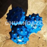 Buy cheap AAPI 5 1/4 TCI Drill Bit/Insert Tricone Rotary Bit,water well drilling equipment ,drilling for groundwater from wholesalers