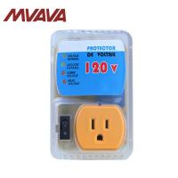 Buy cheap MVAVA 20A US Standard Socket Yellow PC Panel Home Appliance Surge Protector Voltage Socket US Plug from wholesalers