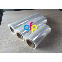 Buy cheap 25 Mic / 90 Gauge Plastic Heat Shrink Wrap Film , Highly Clear Shrink Packaging Film from wholesalers