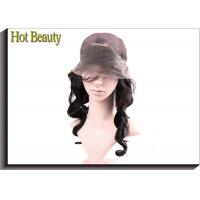 Buy cheap With Baby Hair Around Lace Wig Suitable Dying All Colors 1b# Natural Wave from wholesalers
