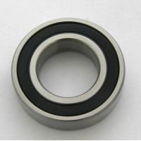 Buy cheap Chrome Steel Deep Groove Ball Bearing 6203 2RS, 6203 ZZ product