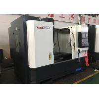 Buy cheap 3 Axis Linear Way Vertical CNC Machine  BT40 45° S  Rivet Model VMC657L3 from wholesalers
