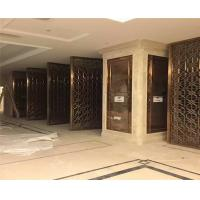 China China factory custom stainless steel fabrication for decorative metal works on sale