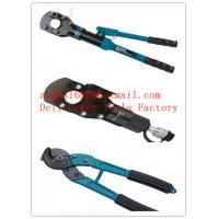 Buy cheap ACSR Ratcheting Cable Cutter,Cable-cutting plier product