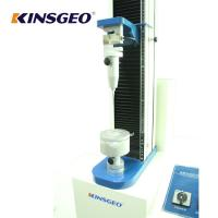 Buy cheap 70KG Rubber Universal Tensile Testing Machine With 1PH, AC220V, 50/60Hz from wholesalers