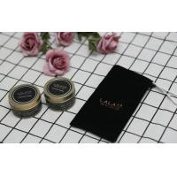 Buy cheap Black Label Scented Tin Candles Essential Oils Handmade Soy Wax Candle product