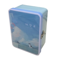 Buy cheap New Design Custom Tin Box Packing with Lock for Christmas Gift Packing from wholesalers