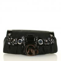 Buy cheap Women's black round sequin fashion clutch bag from wholesalers