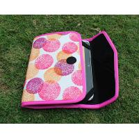 Buy cheap Cute stand shockproof neoprene case for ipad 4 case with velcro closure from wholesalers