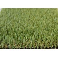 Buy cheap Playground Artificial Turf Fake Grass Carpet Indoor 35MM Height 3 / 8 Inch Guage from wholesalers