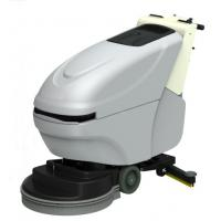 Buy cheap Walk behind electrical floor scrubber dryers driers from wholesalers