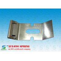 Buy cheap Customized Hood Latch Stainless Steel Flat Spring For Commercial Lawn Equipment from wholesalers