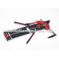Buy cheap Manual Ceramic Tile Cutter , H Shape Slide Bar Chrome Plated Tile Cutting Tools from wholesalers