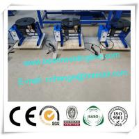 Buy cheap 30kg 50kg 100kg Small Automatic Welding Positioner , Small Rotating Welding Turntable from wholesalers