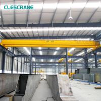 Buy cheap free standing  top running overhead  bridge crane wire rope hoists with good service from wholesalers
