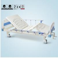 Buy cheap 2 Functions Medical Hospital Bed For Bedridden Patients Metal Material from wholesalers