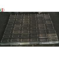 Buy cheap High Cr Alloy Steel Casting Of Lifter Bar For Mill Parts , Wear Resistant EB2009 from wholesalers