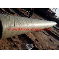 Buy cheap TOBO STEEL Group Cold Drawing Stainless Steel Round Pipe ASTM A312 UNS S31254 254MO from wholesalers