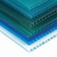 Buy cheap Polycarbonate Hollow Sheet with Thickness of 2.0, 3.0, 4.5, 5.0 and 6.0mm from wholesalers
