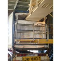 Buy cheap 20 foot PP woven rice dry bulk container liners with conveyor belt loading from wholesalers