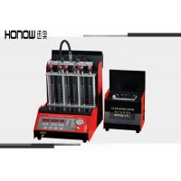 Buy cheap 6 Cylinders Automatic Fuel Injector Tester And Cleaner Diagnostic 250W Input Power from wholesalers