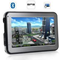 Buy cheap 4.3 Inch Mini GPS for Cars - Free Igo Maps (L333) from wholesalers