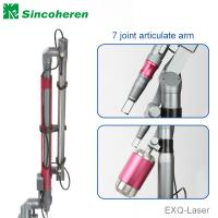 Buy cheap Nd YAG Q Switched Laser For Tattoo Removal / Vascular Lesions Removal Long Pulse product
