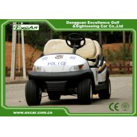 Convenient 4 Wheel Electric Security Vehicles Without Roof , 1 Year Warranty