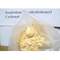 Buy cheap Anabolic Steroids Raw Tren Powder Trenbolone Hexahydrobenzyl Carbonate for Bodybuilding product