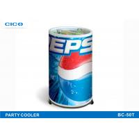 Buy cheap Small Beverage Round Party Cooler Fashionable Looking CE Certification from wholesalers