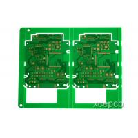 Buy cheap Heavy Copper Plating Double Sided 2 Layer PCB Customized Printed Circuit Boards from wholesalers