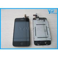 Buy cheap White IPhone 3GS LCD Screen Digitizer Assembly Replacement from wholesalers