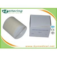 Buy cheap Medical Cotton Zinc Oxide Adhesive Bandage Plaster Tape Multi Size Available from wholesalers