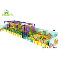 Buy cheap Commercial Indoor Playground Equipment With CE TUV PICC Certificates product