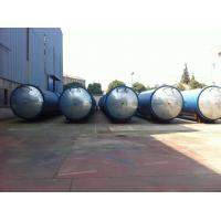 Buy cheap Glass industry Wood Preservative Treatment , saturated steam Autoclave from wholesalers