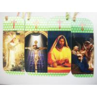 Buy cheap 3D Religion Bookmark from wholesalers